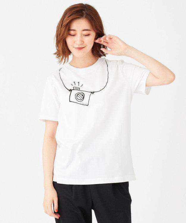 Paul Smith 【洗える!】CAMERA Tシャツ