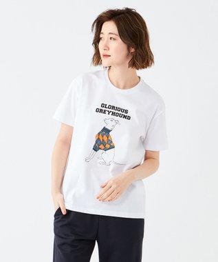Paul Smith 【洗える!】 アートTシャツ ホワイト系1