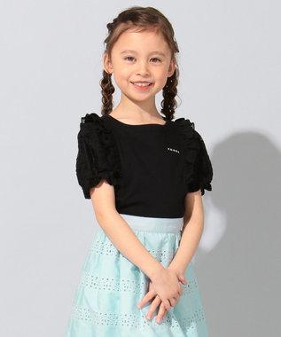 TOCCA BAMBINI 【100-140cm】ソフィア Tシャツ ブラック系