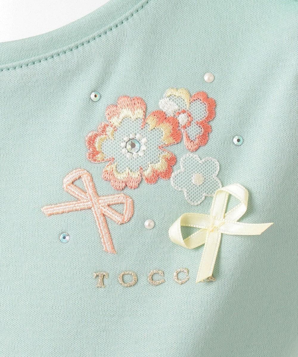 TOCCA BAMBINI 【100-140cm】フリージャームイリー カットソー グリーン系