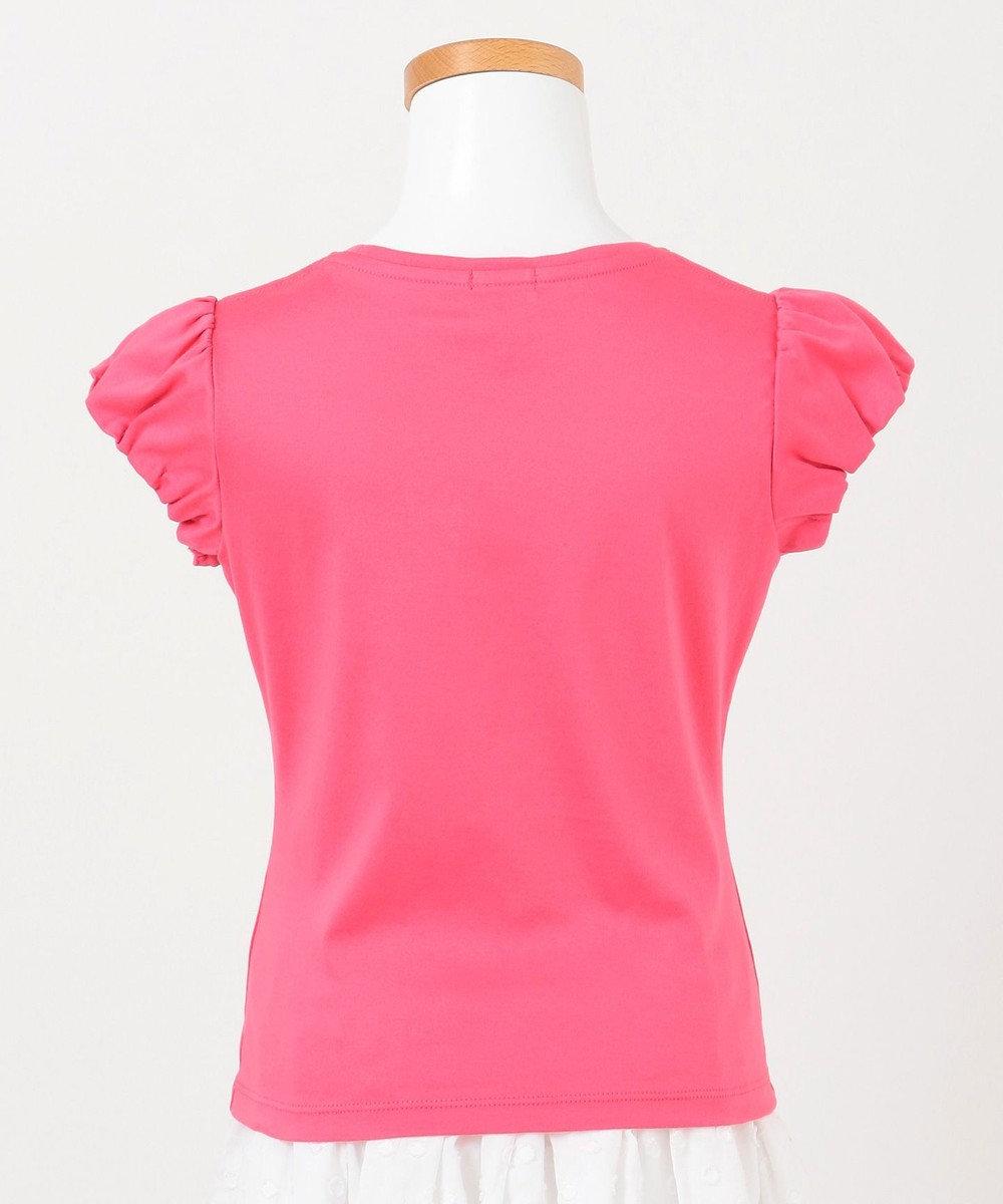 TOCCA BAMBINI 【150-160cm】プチビジュー Tシャツ ピンク系