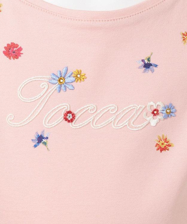 TOCCA BAMBINI 【WEB限定カラー有り/100-140cm】リオ 半袖フリル Tシャツ