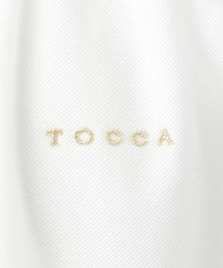 TOCCA BAMBINI 【110-140cm】シャーリング ブラウス ホワイト系