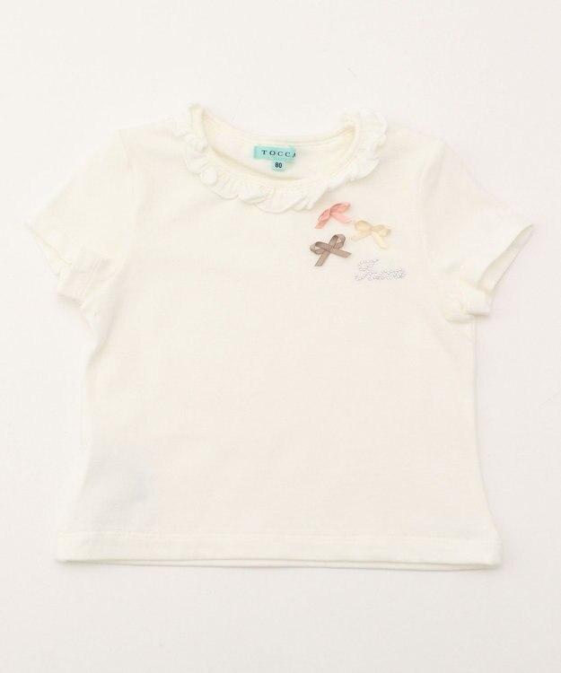 TOCCA BAMBINI 【BABY】プティリボンTシャツ