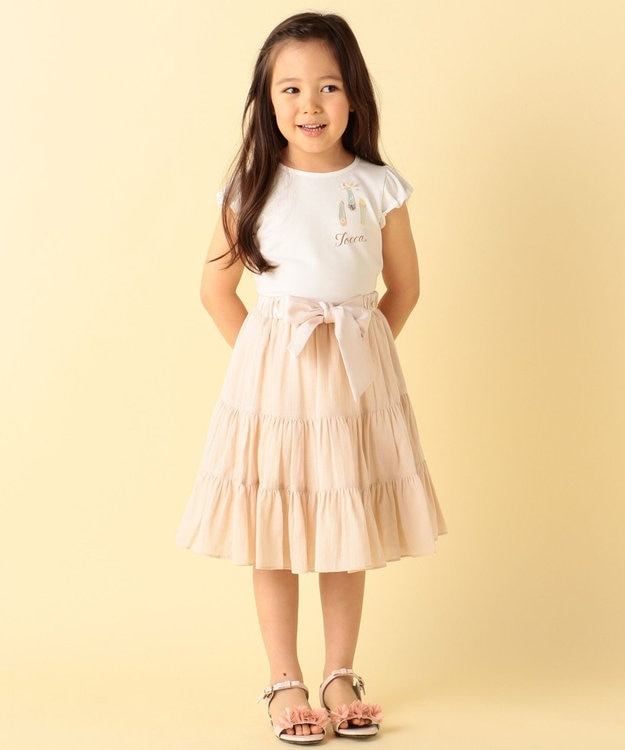 TOCCA BAMBINI 【KIDS】PETIT POINTES カットソー