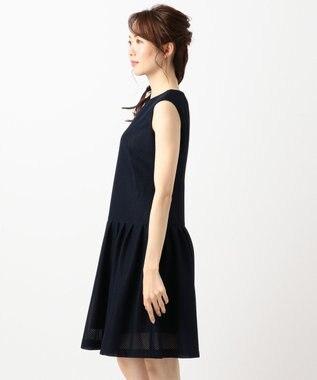 TOCCA 【CAPSULE COLLECTION】ALICE ドレス ネイビー系