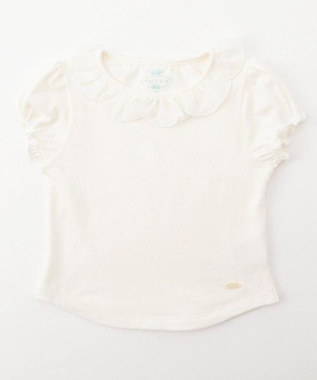 TOCCA BAMBINI 【80-90cm】フラワーカラー 半袖 Tシャツ
