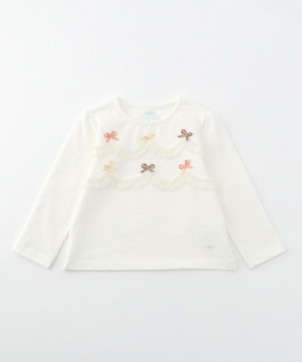TOCCA BAMBINI 【BABY】ガトーマリアージュ カットソー ホワイト系