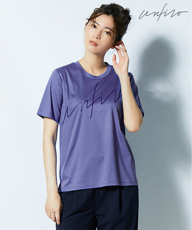 自由区 【Unfilo】ビッグロゴ Tシャツ