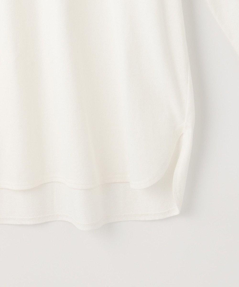 自由区 【UNFILO】COTTON SHIRTS チュニック カットソー(検索番号:UG44) ホワイト系