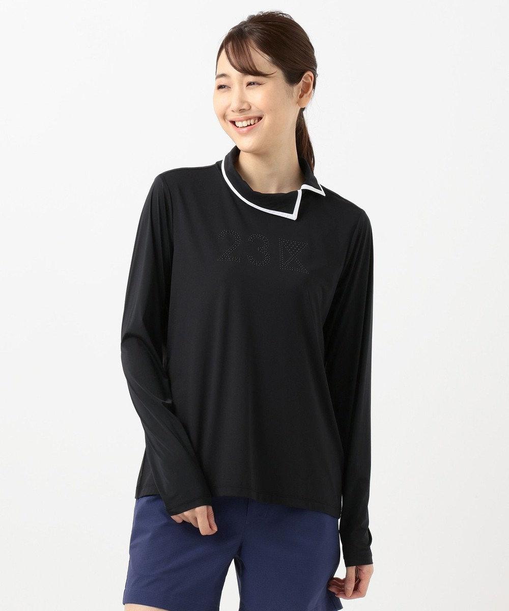 23区GOLF 【WOMEN】【IMPORT】インナー ブラック系