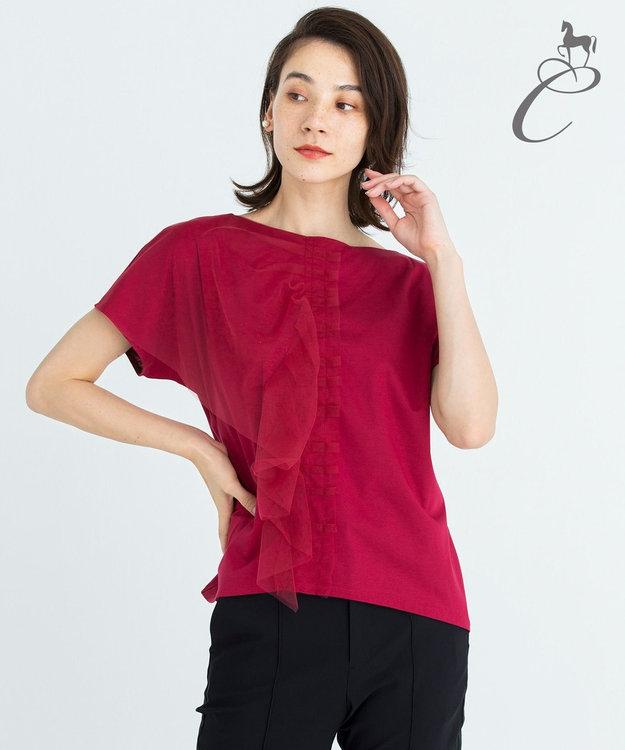 自由区 【Class Lounge】TECHNO RAMA チュールデザインTシャツ