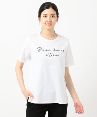 自由区 【Class Lounge】ALBINI ROYAL COOL Tシャツ ホワイト系