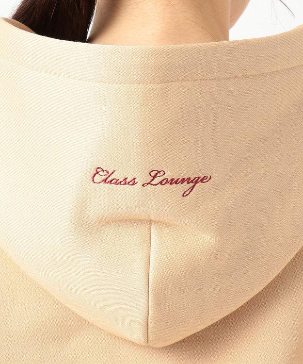 自由区 【Class Lounge】CASHMERE TOUCH HOODIES パーカー