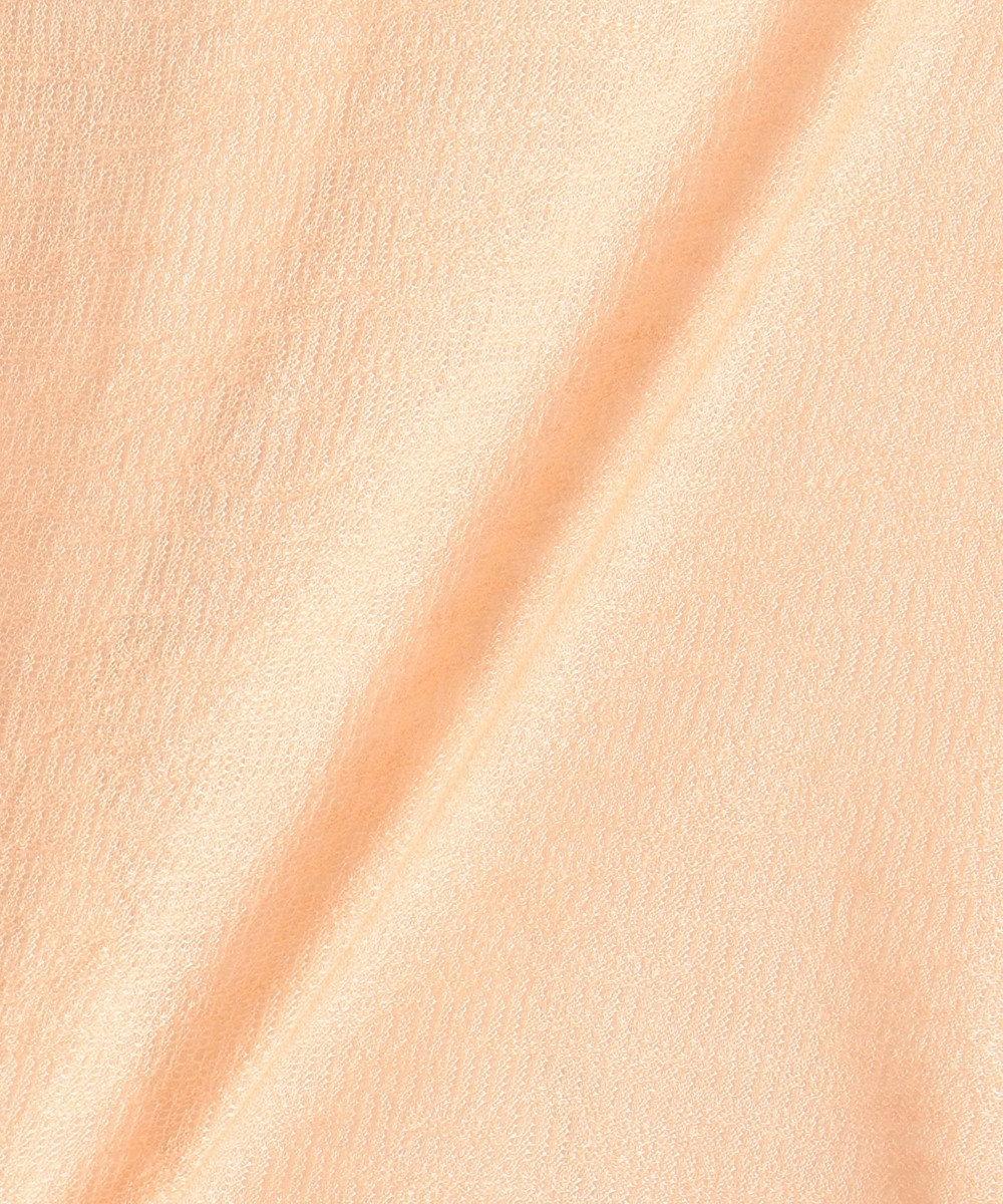 自由区 L 【マガジン掲載】テンセルカシミヤ ミドル丈カーディガン(検索番号Q44) ピンク