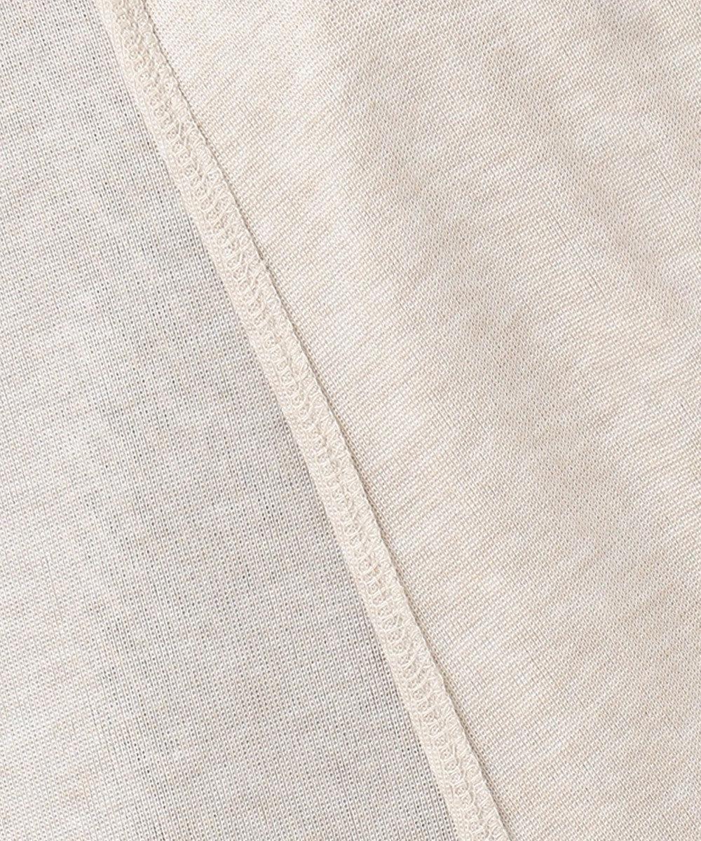 23区 【洗える】マルチファンクションショートカーディガン ベージュ系