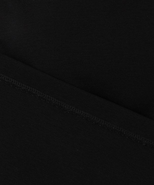 23区 【WEB限定カラーあり】コンパクトポンチぺプラムカットソー