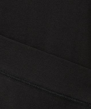 23区 S 【洗える】スビンコットン ジャージー カットソー ブラック系
