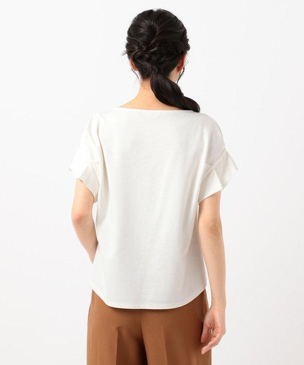 any SiS 【UVケア】レーヨンナイロンポンチ Tシャツ