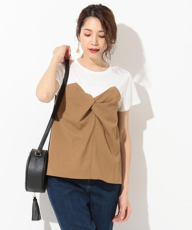 any SiS ビスチェドッキング Tシャツ