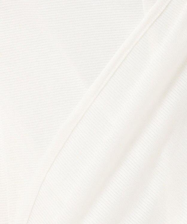 any SiS S 【洗える】ラメシャドーボーダー カーディガン