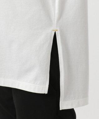 組曲 L 【洗える】アーティストコラボTシャツ Alma ホワイト系9