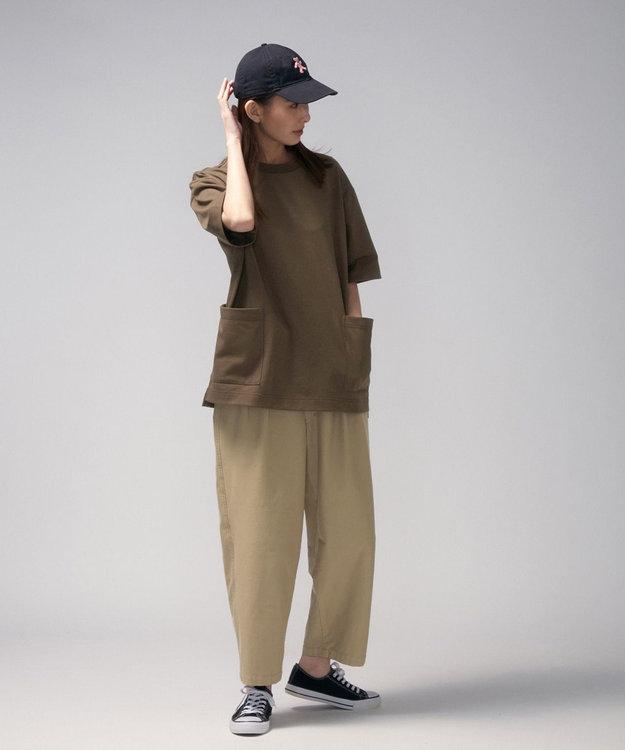 J.PRESS YORK STREET 【UNISEX】MVS天竺 Tシャツ