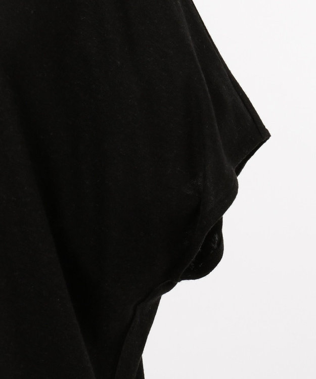 CK CALVIN KLEIN WOMEN 【2019SS インポート企画】ヴィスコースリネンジャージー カットソー