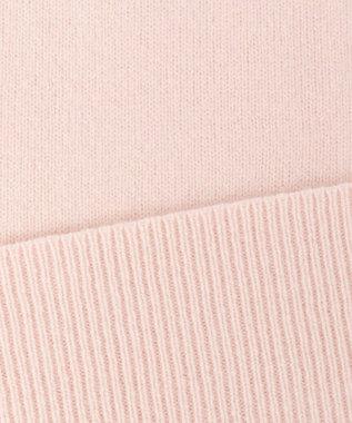ICB 【マガジン掲載】Soft Cashmere Mix ボタンニット(番号CL32) ピンク[WEB限定]