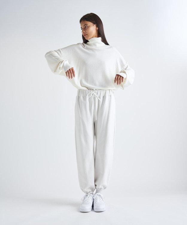 ATON MAT WOOL / タートルネックセーター(UNISEX)