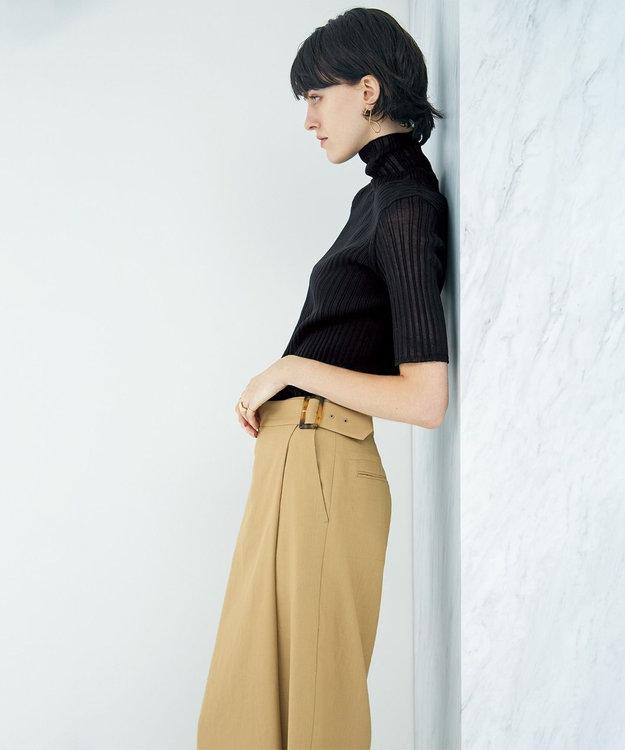 BEIGE, 【InRed5月号掲載】RATAT / ハイネックニット