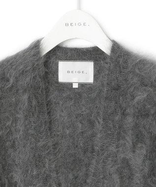 BEIGE, CLOVELLY / カーディガン C.Grey