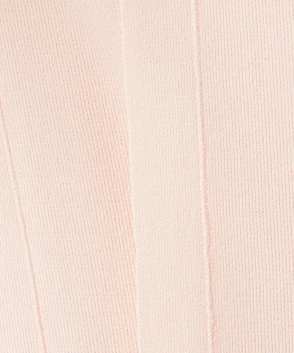 ICB L 【VERY3月号掲載】Synthetic Full Needle カーディガン ベビーピンク系
