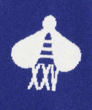 ICB 【マガジン掲載】25thKnit ニットカーディガン(番号CL28) ブルー系2