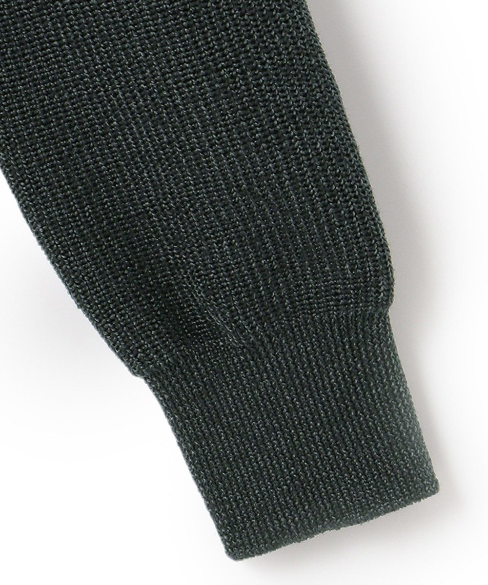 ICB L 【洗える】Shimmery ニット ブラック系