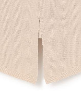 ICB L 【WEB限定カラーあり・洗える】 Synthetic Full Needle ニット ピンク系[WEB限定]