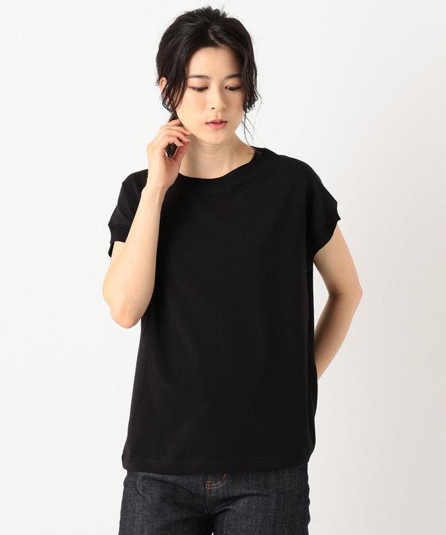 any FAM 【洗える】リブコンビ Tシャツ