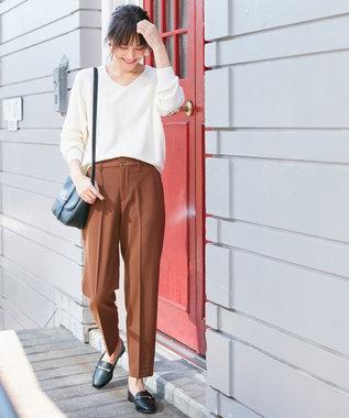any FAM 【選べる12色】New Yearニット プルオーバー ホワイト系