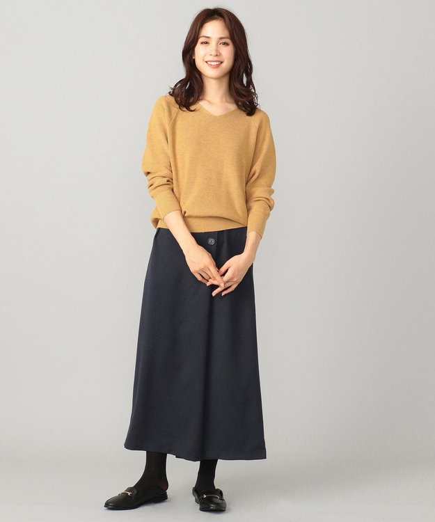 any FAM 【選べる12色】New Yearニット プルオーバー