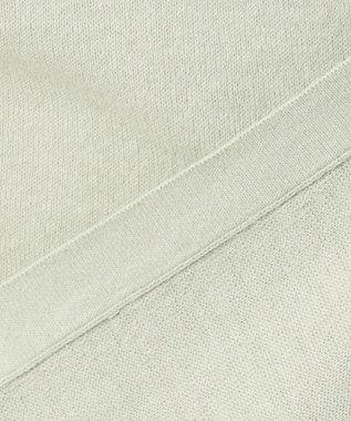 J.PRESS LADIES 【UVカット・吸水速乾】洗えるミリオンアイスリネン カーディガン ライトグリーン系