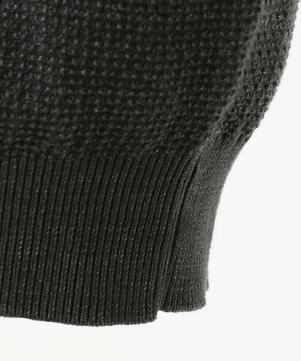 GOTAIRIKU 【肩釦付き】コットンヴィンテージマリン ニット グレー系
