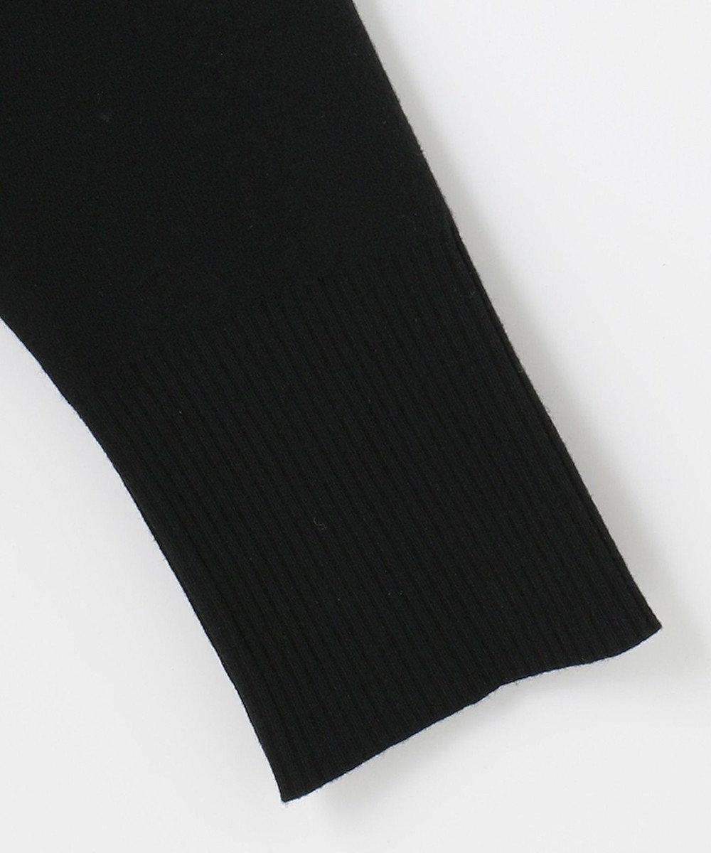 JOSEPH 【JOSEPH STUDIO・WEB限定カラーあり】スムースパフ ニットパーカー ブラック系