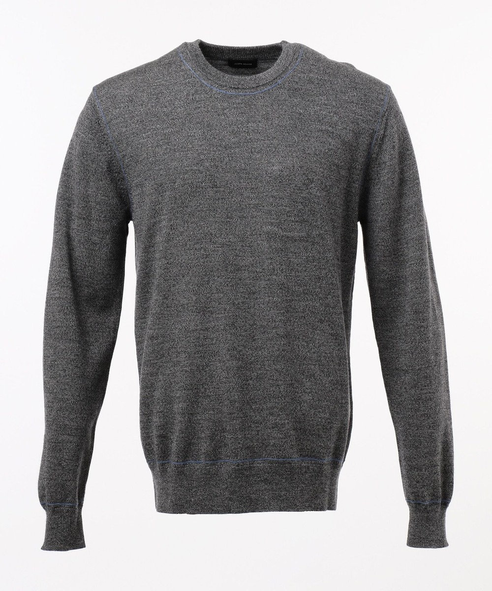 JOSEPH HOMME ウールカラーリンキング ニット / セーター グレー系