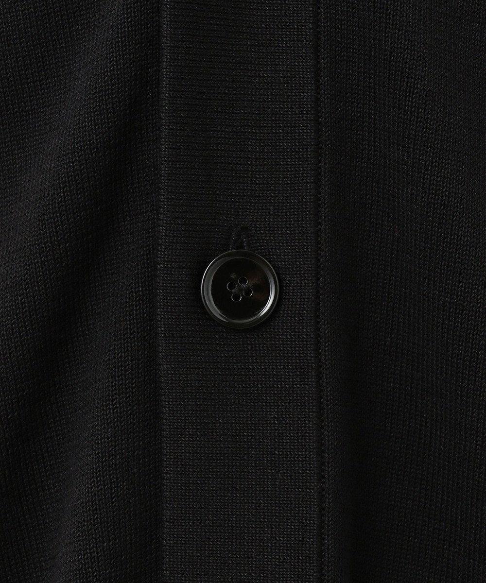 JOSEPH HOMME 【GLOBAL LINE】STRIPE  BLOCK  KNIT ブラック系1