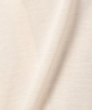 JOSEPH 【2SET】 ニット MERINO+SILK STRIPE RD NK LS ローズ系