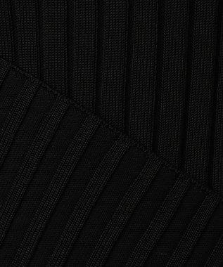 JOSEPH COTTON RAYON RIB ニット / セーター ブラック系