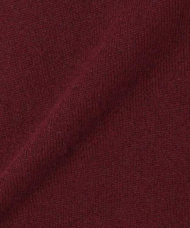 JOSEPH MONGOLIAN CASHMERE CREW NECK ニット / セーター ワイン系