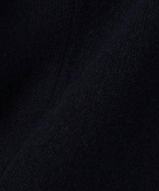 JOSEPH ダブルフェイスニット コート ネイビー系