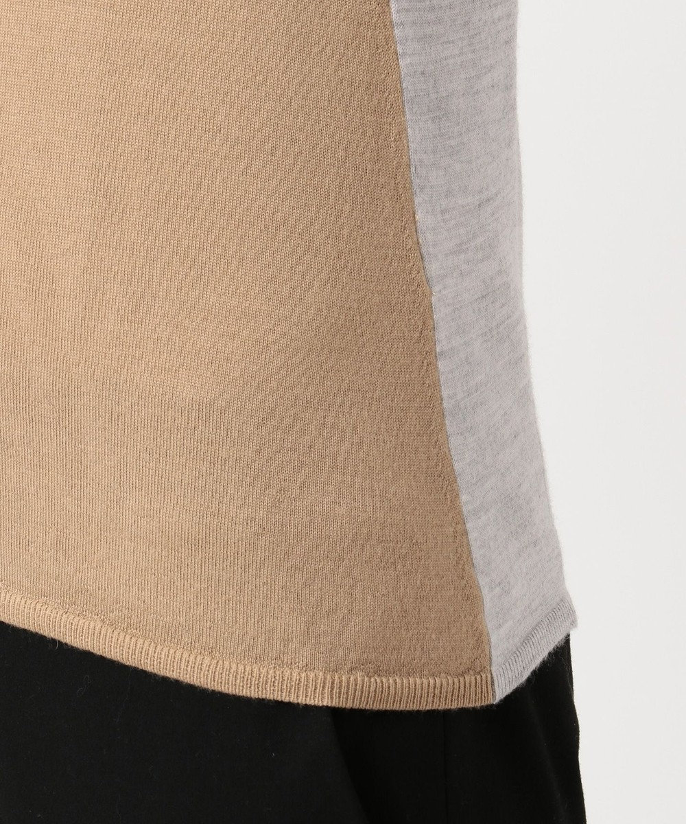 JOSEPH 3D KNIT ニット / セーター キャメル系7