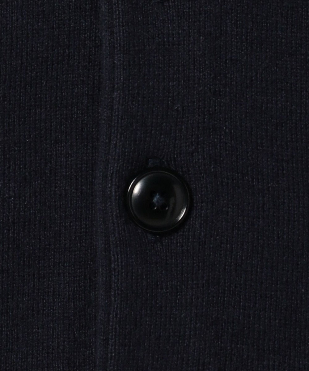 J.PRESS MEN 【コットンカシミヤ】ベスト ニット ネイビー系5